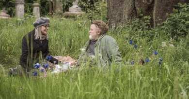 'Una cita en el parque (Hampstead)': el amor está en el aire