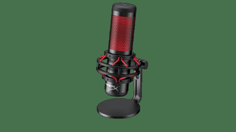 HyperX anuncia el micrófono QuadCast