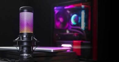 Lo mejor para el #InternationalPodcastDay: HyperX lanza el micrófono USB QuadCast S
