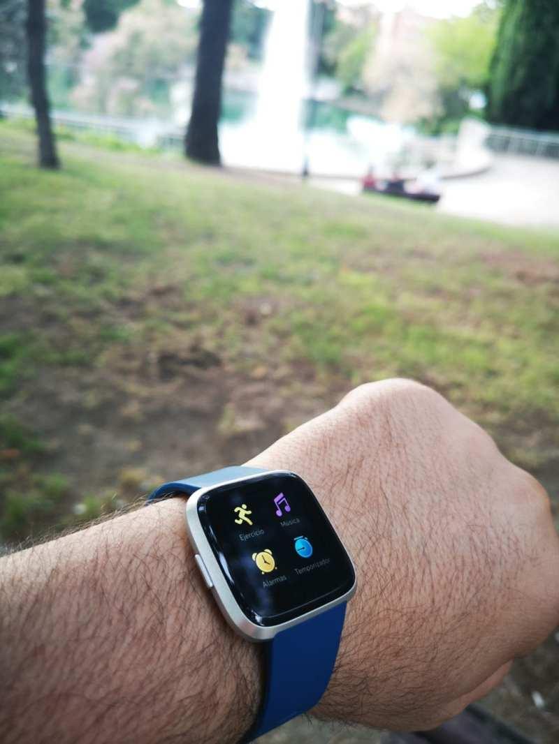 Hoy probamos: Fitbit Versa (Review)