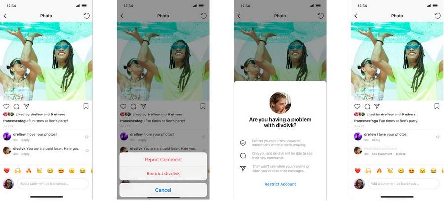 Instagram en el Dia de Internet Segura03 - Día Internacional de Internet Seguro en Café con Podcast: Consejos y novedades de Instagram