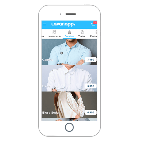 El usuario de lavandería a domicilio es un hombre de entre 30 y 40 años sin tiempo para hacer la colada, según Lavanapp