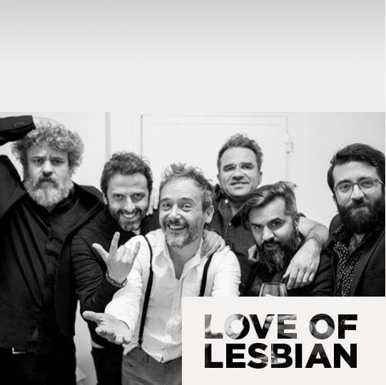 """Love os Lesbian - """"Lenovo Sounds Different"""", el concierto solidario de Lenovo tendrá lugar en Madrid el próximo 17 de enero"""