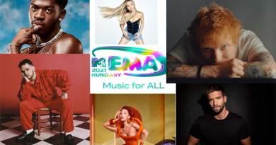 Justin Bieber lidera las nominaciones de los MTV EMAs 2021