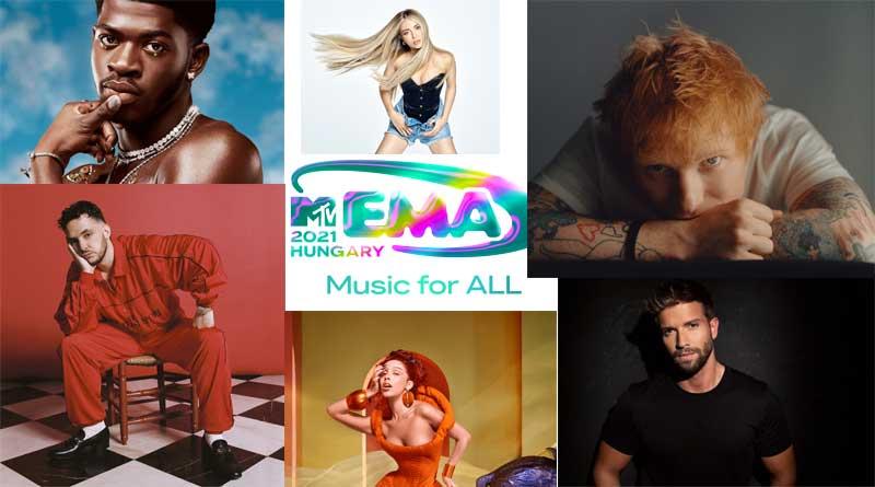 MTV EMA Dest - Justin Bieber lidera las nominaciones de los MTV EMAs 2021
