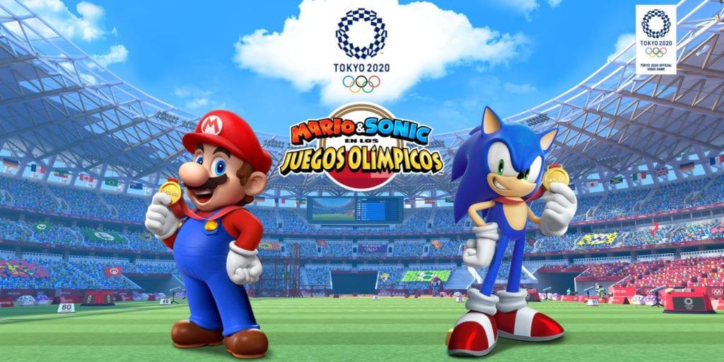 Mario SonicAtTheOlympicGames 1024x512 - Mario & Sonic en los Juegos Olímpicos de Tokio 2020