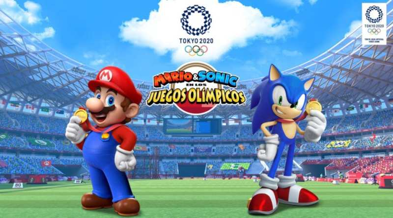 Mario & Sonic en los Juegos Olímpicos de Tokio 2020