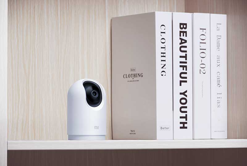 Mi 360° Home Security Camera 2K Pro 03 - Todo lo que Xiaomi ha presentado; smartphones Redmi Note 9T y Redmi 9T, cámara inteligente y Mi Smart Clock