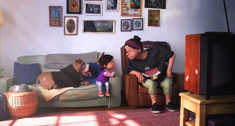 NONA Pixar - Lo que Disney+ nos trae en septiembre