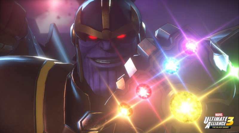 NSwitch MarvelUltimateAlliance3TheBlackOrder 03 - Los Vengadores llegan a la Euskal Encounter de la mano de Nintendo