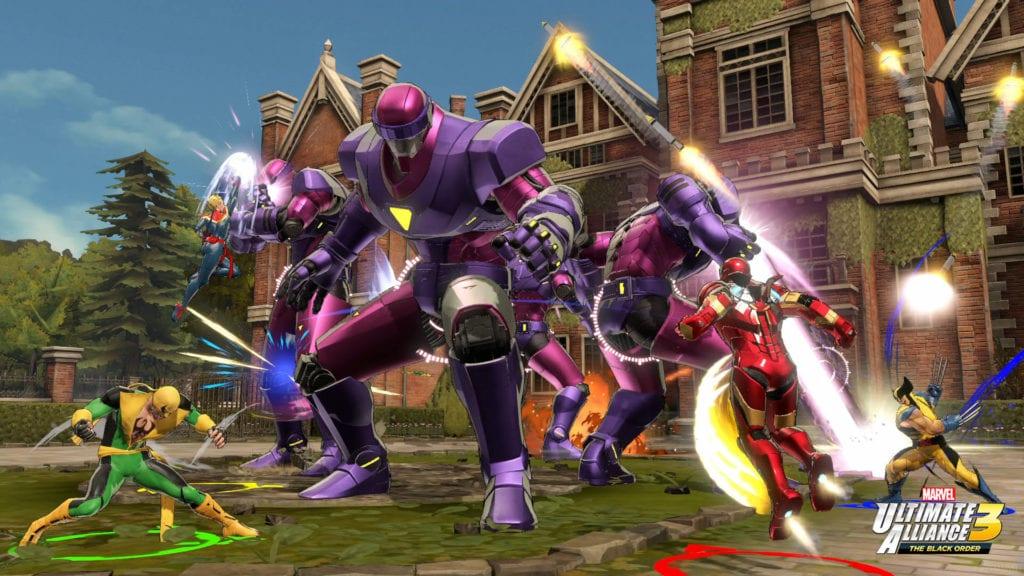 NSwitch MarvelUltimateAlliance3TheBlackOrder 07 1024x576 - Los Vengadores llegan a la Euskal Encounter de la mano de Nintendo