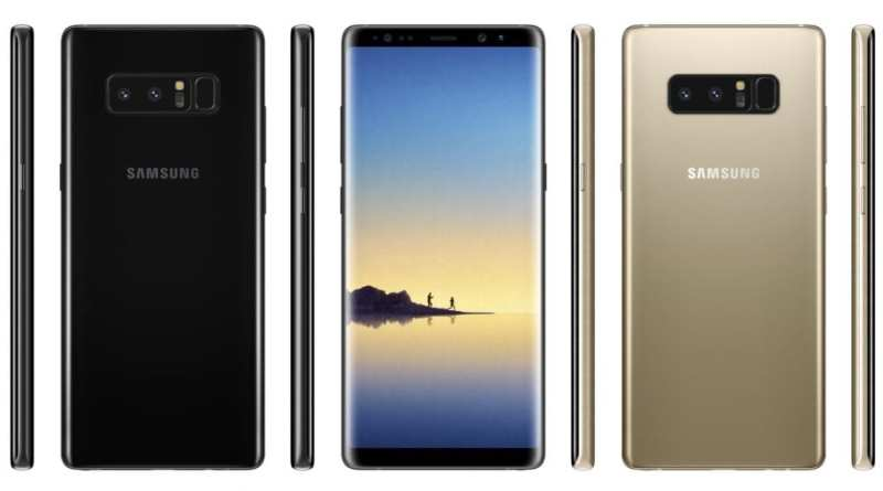 Galaxy Note 8: así será el nuevo Note de Samsung