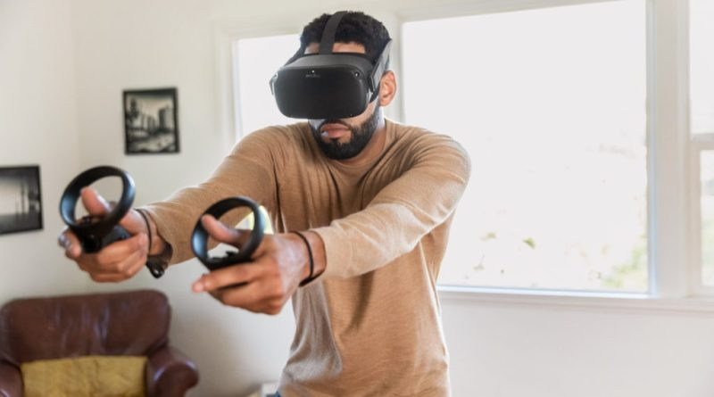 Realidad Virtual de Oculus Quest