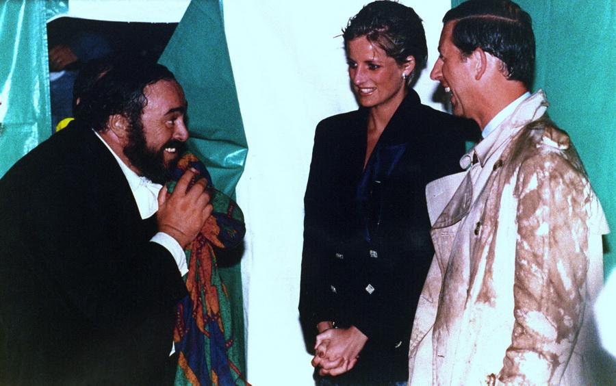 Pavarotti 1 - Pavarotti: la vida del gran tenor de la mano de Ron Howard