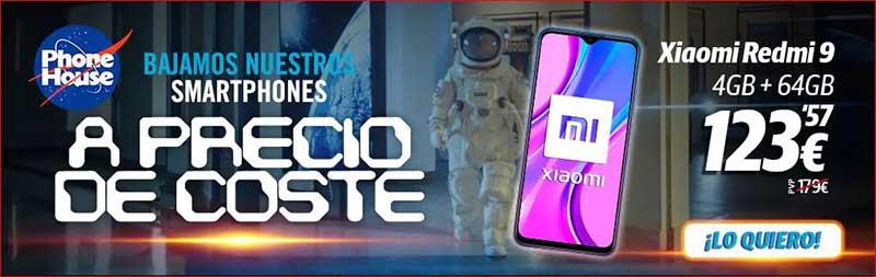 Phone House2 - ¿Quieres un smartphone a precio de coste? Phone House te lo ofrece... ¡solo hoy y mañana!