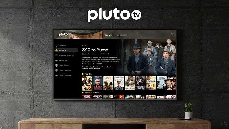 Pluto TV 3 - Pluto TV ya está disponible