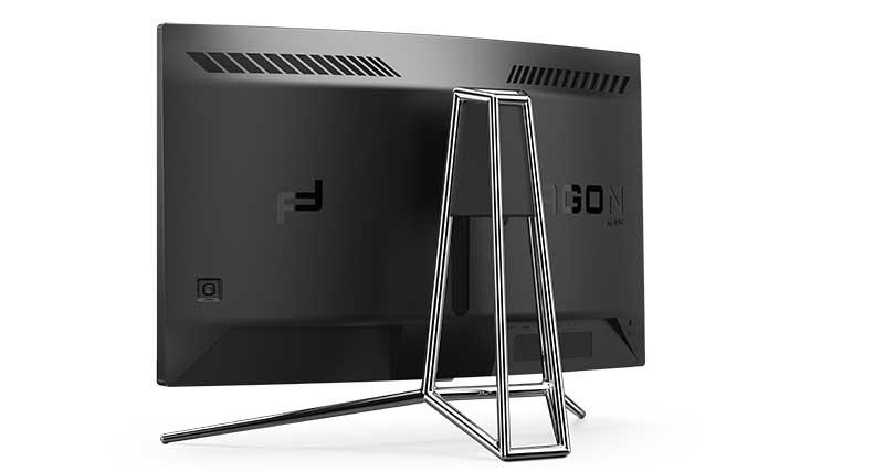 Porsche Design AOC 2 - AOC se une a Porsche para diseñar un espectacular monitor