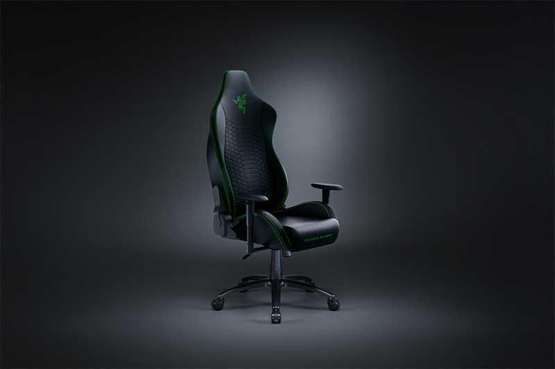 RAZER ISKUR X 1 - Razer Iskur X: tu próxima elección como silla esencial para gamer