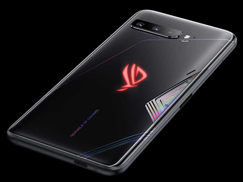 ROG Phone3 back - ASUS Republic of Gamers anuncia ROG Phone 3 Series