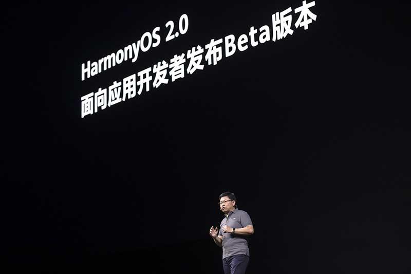 Richard Yu HarmonyOS - Huawei da un paso adelante: HarmonyOS 2.0 ya es una realidad, la alternativa a Android llegará este año (probablemente)