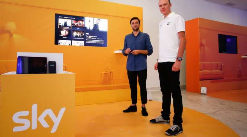 Sky se presenta en España: nueva televisión de pago