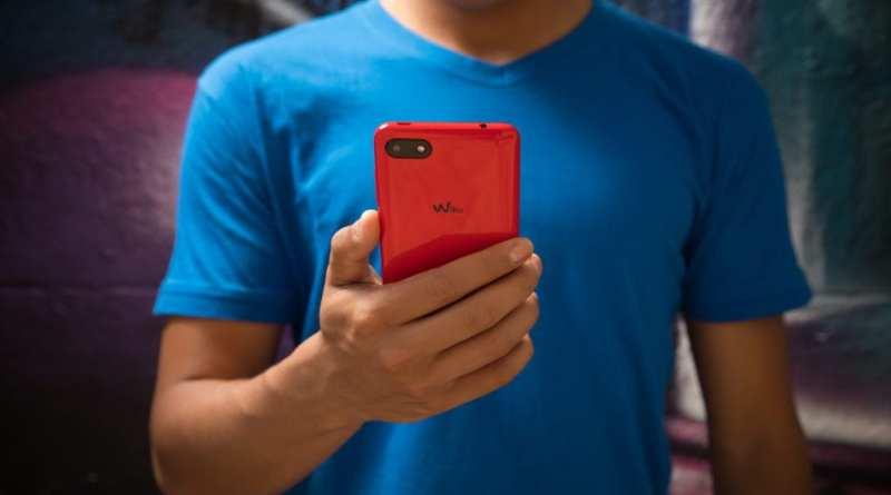 Wiko Sunny3, un smartphone colorido y a buen precio