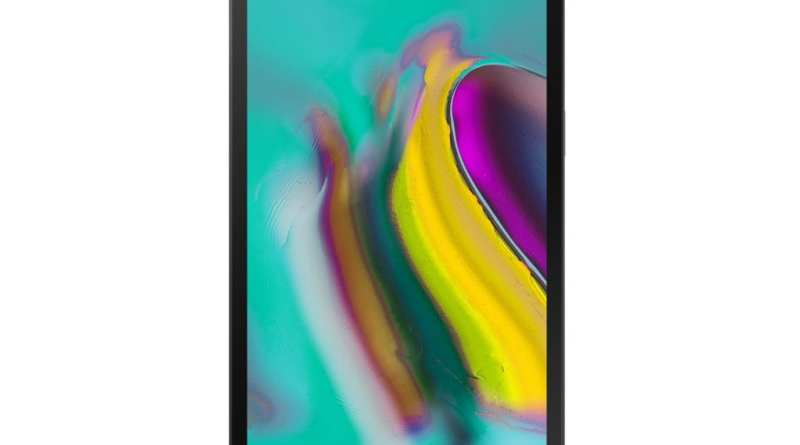 Samsung presenta Galaxy Tab S5e