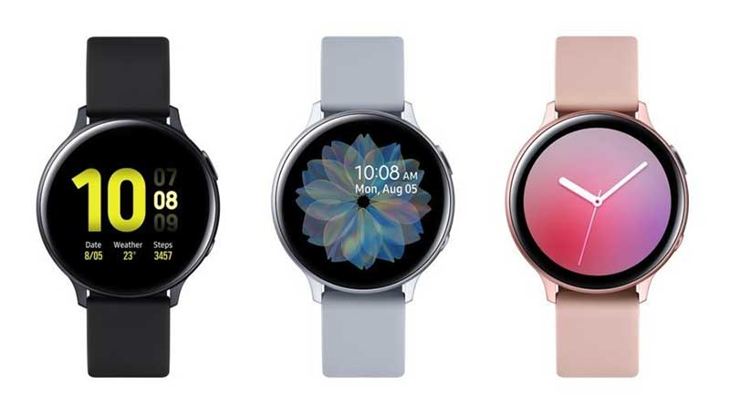 Samsung Galaxy Watch Active 2 - 11.11 Día Mundial del Shopping de AliExpress: ofertas en los gadgets más techies