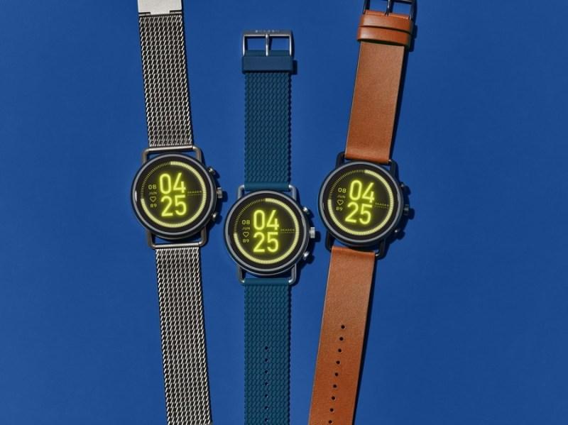 Smartwatch Skagen Falster 3 4 - CES 2020: Fossil Diesel presenta sus últimos smartwatches