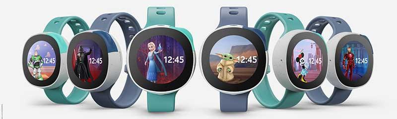Smartwatch Vodafone Disney6 - Vodafone presenta 'Neo', el smartwatch para niños con los personajes de Disney, Marvel y Star Wars