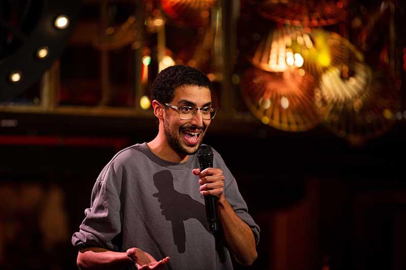 Stand Up 3000 1 - Comedy Central apuesta por los nuevos cómicos con Stand-Up 3000