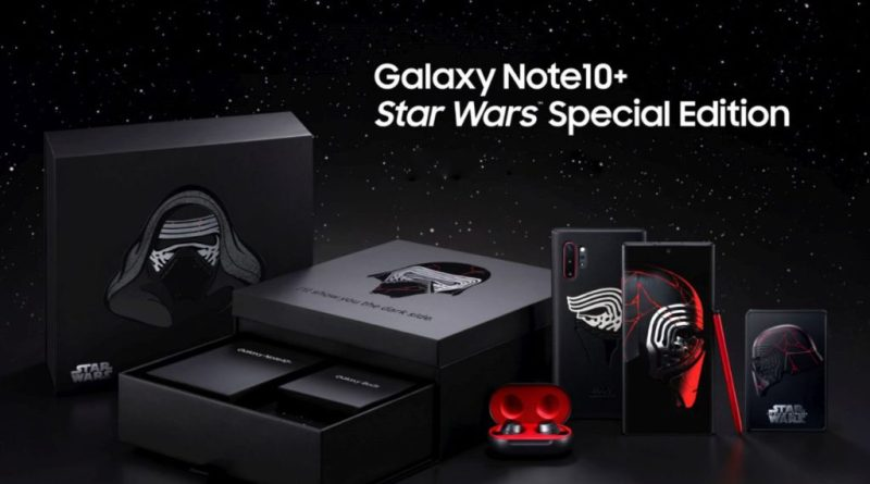 Galaxy Note10+ Star Wars Special Edition
