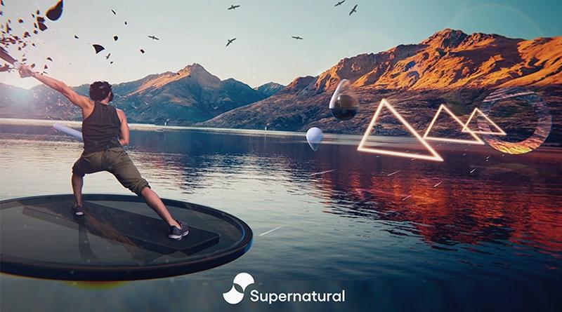 Supernatural Dest - Fitness mediante realidad virtual: la nueva forma de hacer ejercicio