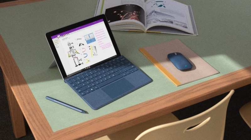 Surface Go, el 2 en 1 más pequeño de Microsoft