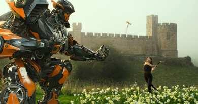 TF5 FF 006 CC - 'Transformers: el último caballero' muestra nuevo vídeo