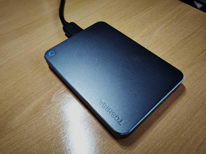 TOSHIBA Discos duros2 - Guía de compra de un disco duro externo