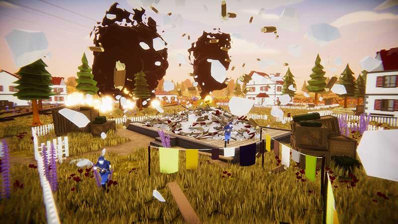 TTS Screen 01 - Total Tank Simulator ya está a la venta en Steam