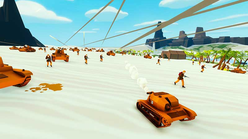 TTS Screen 07 - Total Tank Simulator ya está a la venta en Steam