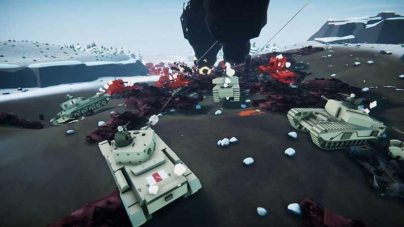 TTS Screen 12 - Total Tank Simulator ya está a la venta en Steam