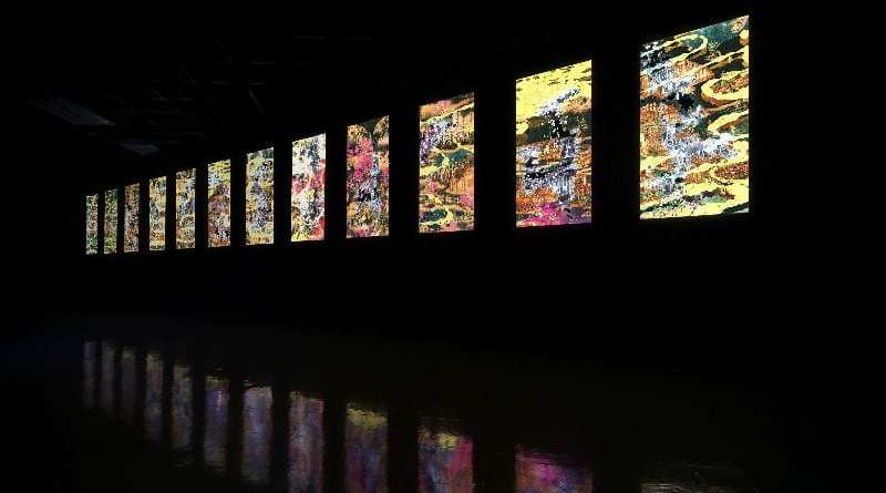 Tokio inaugura una nueva forma de vivir el arte (digital)