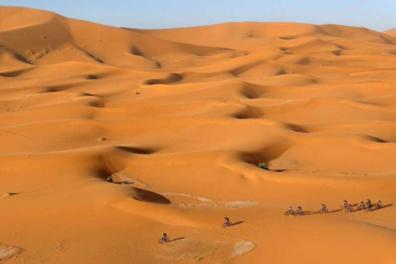 TitanDesertGarmin 7 1024x682 - Pistolezato de salida para Titan Desert by Garmin