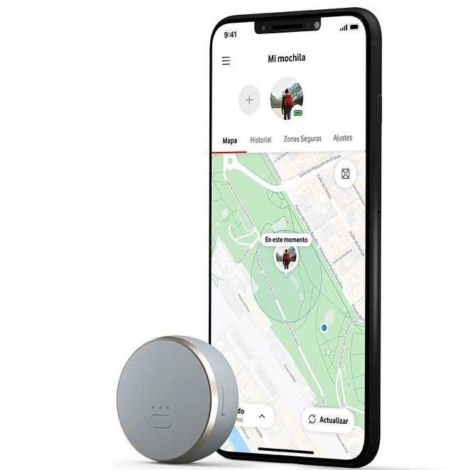 Vodafone Curve - Vodafone España lanza 'Curve', nuevo localizador GPS inteligente