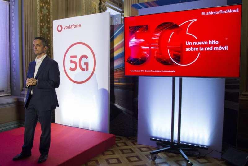Vodafone 5G 2 1024x683 - Ya está aquí el 5G: Vodafone comienza el despliegue