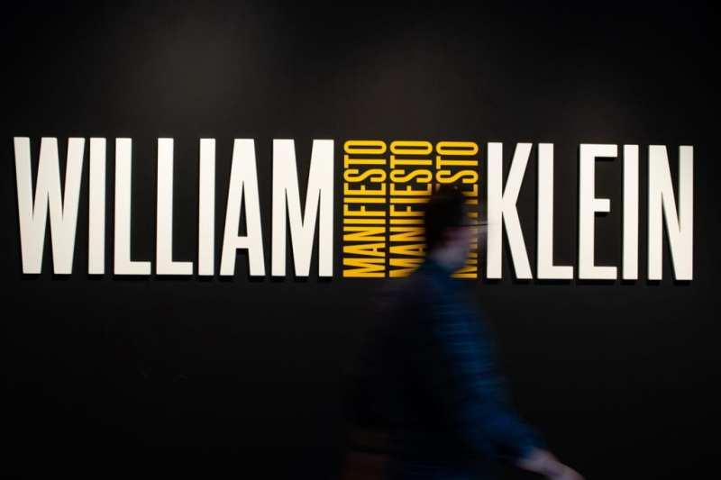La obra del fotógrafo William Klein