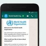 WhatsApp OMS Coronavirus Dest 150x150 - Xiaomi dona miles de mascarillas al Ministerio de Sanidad por el coronavirus