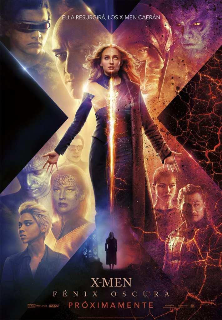 Ya tenemos aquí (por fin) el tráiler de X-MEN: FÉNIX OSCURA