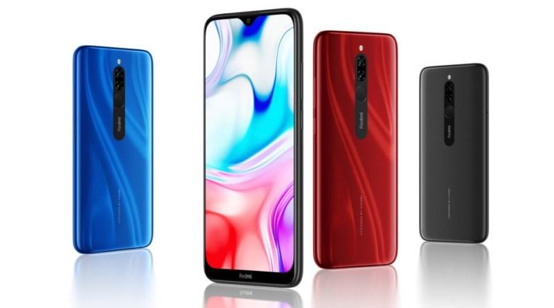 Xiaomi lanza Redmi 8