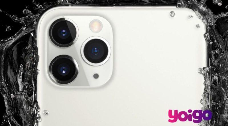 precios del iPhone 11 con Yoigo