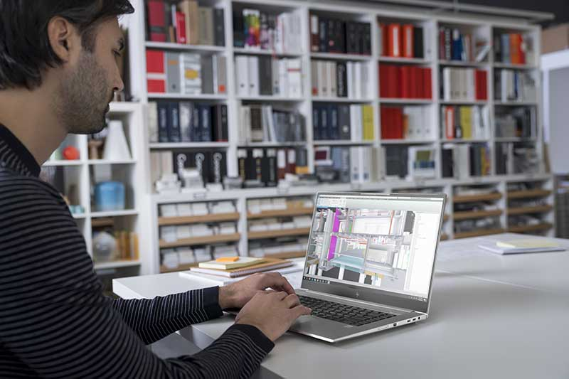 ZBook Studio Create 15 desktop - Nuevos portátiles HP más creativos: el ecosistema Create