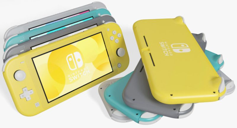 all.jpgDA6AAE3A 033B 4FC0 B842 5EBACEAD21DCDefault 1024x554 - Nintendo Switch Lite ya está disponible